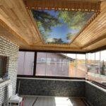 çankaya çatı ve teras kapatma