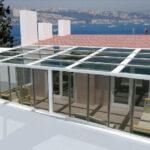 çatı ve teras kapatma sistemleri