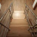 Ev için merdiven korkuluk