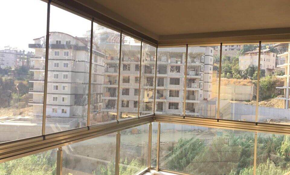 Ankara Cam Balkon Örnekleri