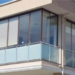 mamak ısıcamlı cam balkon