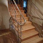 yuvarlak merdiven korkuluğu
